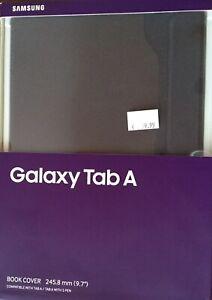 """ORIGINAL"" Étui tablette SAMSUNG GALAXY TAB A 9,7 T550 T555 Book COVER"