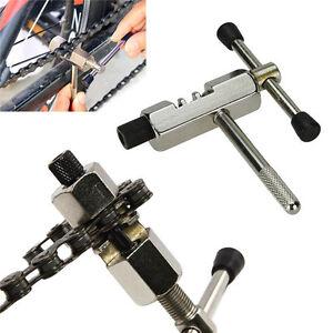 Bicycle Bike Chain Link Remover Rivet Extractor Break Pin Repair Splitter UK