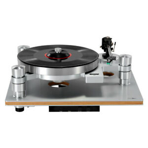 AMARI lp-16s HIFI VINYL RECORD PLAYER Phonograph Brinkmann Stylus Disc Stabilisator