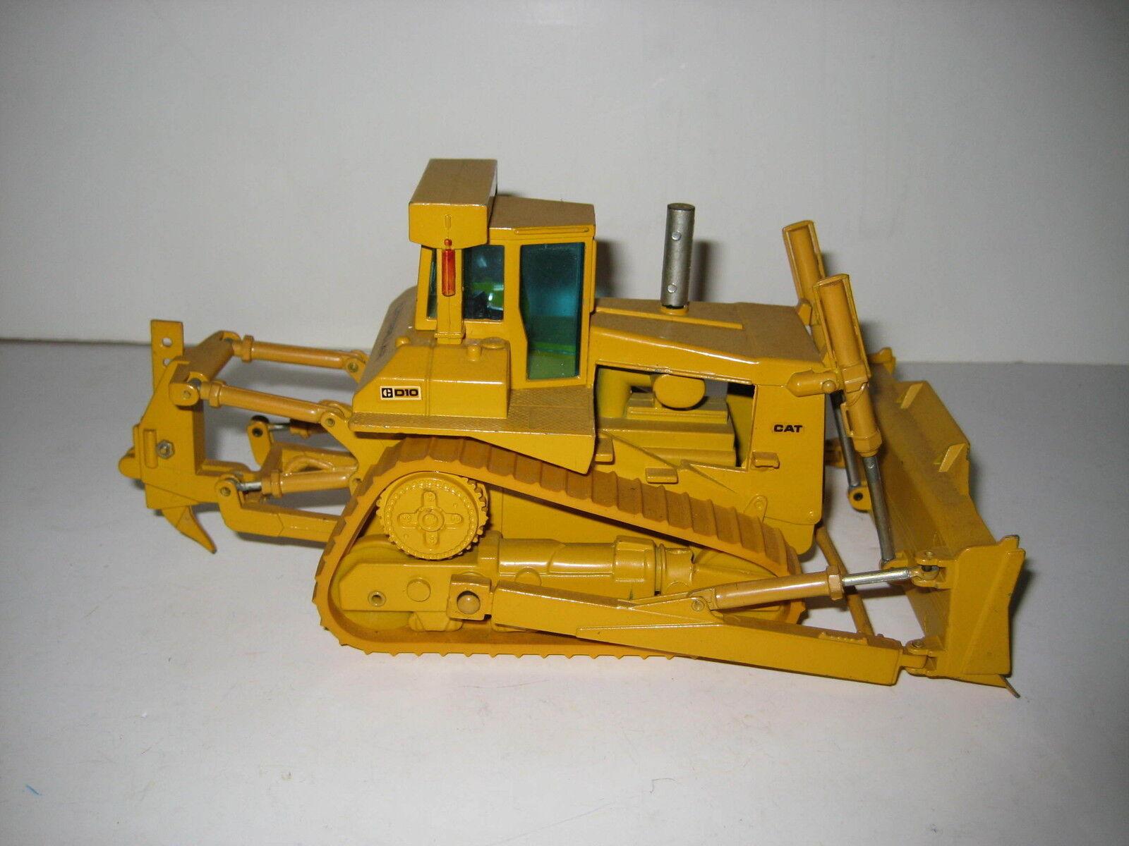 Caterpillar D 10 Bulldozer Pacman Logo  285.5 Conrad 1 50