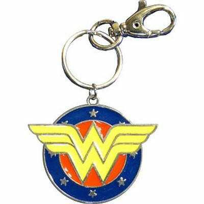 DC COMICS 0076 BRAND NEW METAL KEYCHAIN WONDER WOMAN LOGO