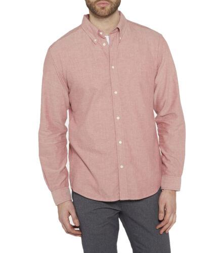 Manica Lunga Colletto Con Bottoni WRANGLER Uomo Camicia Oxford Cotone Regular Fit