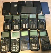 Huge Lot 14 Texas Instruments Ti 83 Plus Ti 84 Plus Etc Calculator Parts Repair