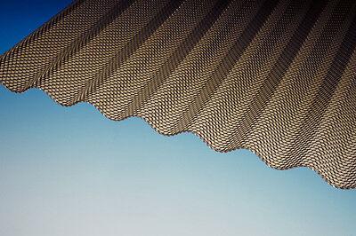 Baustoffe & Holz Struktur üBerlegene Leistung Preiswert Kaufen Plexiglas Resist® Wellplatten 76/18 Braun Wabe