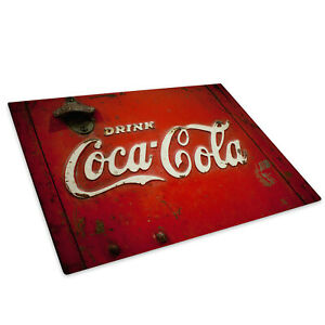 Retro-Coca-Cola-Cool-Glass-Chopping-Board-Kitchen-Worktop-Saver-Protector