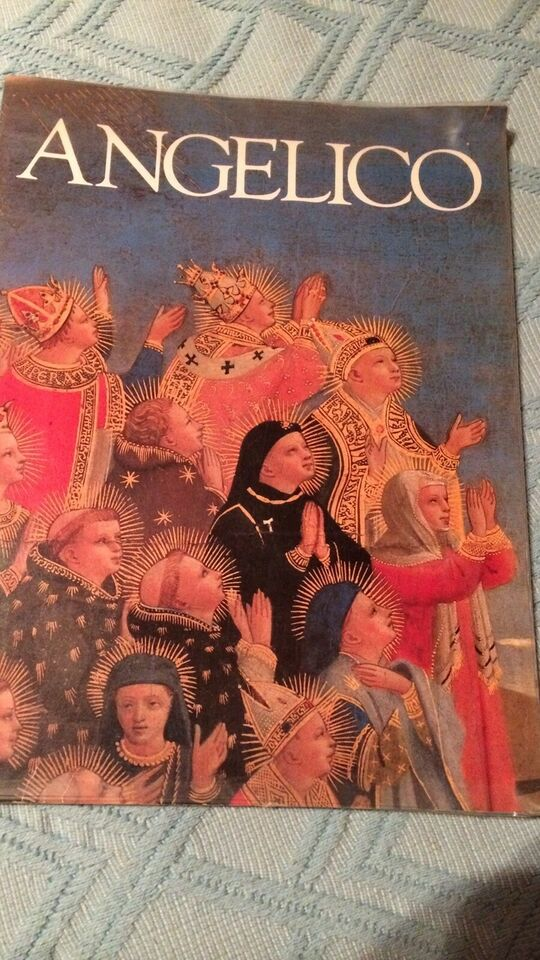 Angelico, John Pope-Hennessy, emne: kunst og kultur