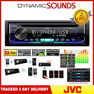jvc kd r992bt car cd mp3 bluetooth stereo radio usb aux. Black Bedroom Furniture Sets. Home Design Ideas
