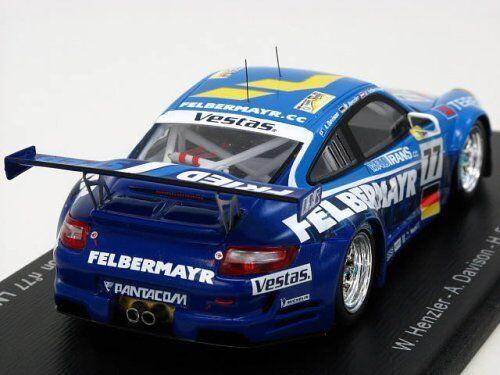 Porsche 997 Gt 3 Lm 2008 2008 2008 1 43 Model SPARK MODEL aa7a39