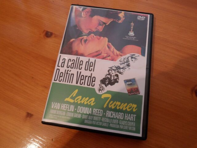 Green Dolphin Street DVD Spanish IMPORT UK Compatible English Audio Lana  Turner