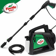 Turtle Wax Car Pressure Washer Compact 1595 PSI/110 BAR Jet Wash Car & Patio