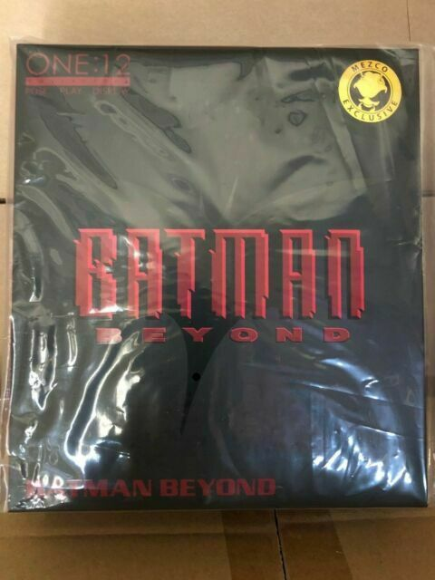Mezco One 12 Collective Sdcc 2018 Summer Dc Batman Beyond Opened For Sale Online Ebay