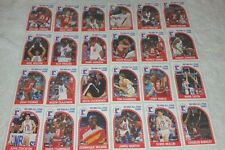 1989 NBA HOOPS ALL-STAR GAME 21 CARDS MICHAEL JORDAN AND MORE Buy 2 Get 1 Free