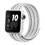 Nylon-Sport-Loop-Cinturino-Per-Apple-Watch miniatura 11