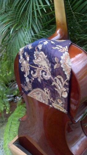 Purple Haze Cello Bib Protects your Cello!