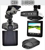"""Hot Black 2.5"""" Full HD 1080P Car DVR Vehicle Camera Video Recorder Dash Cam DE#"""