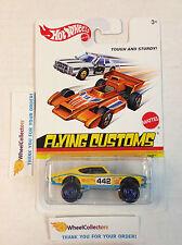 Hot Wheels Flying Customs * '70 Olsmobile 442 * Hard Find * K11