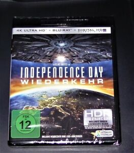 Independence-Day-Wiederkehr-4K-Ultra-HD-blu-ray-mas-Rapido-Envio-Nuevo