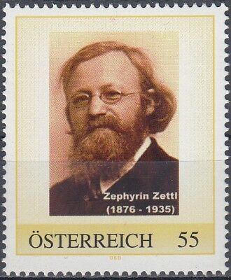 Briefmarken Amicable Personalisierte Marke 8019902 Zephyrin Zettl More Discounts Surprises Österreich