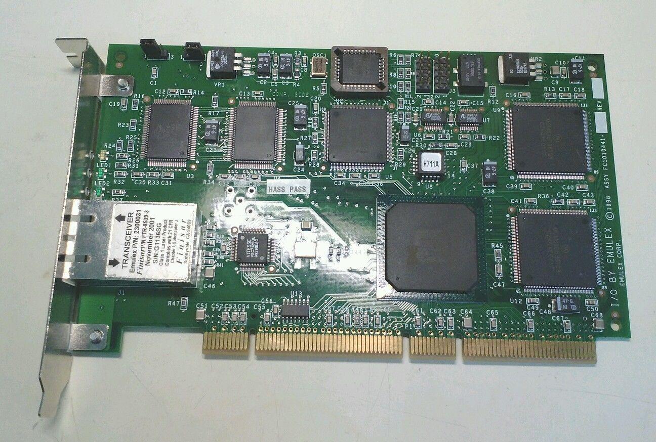 Emulex HP Compaq DS kgpsa