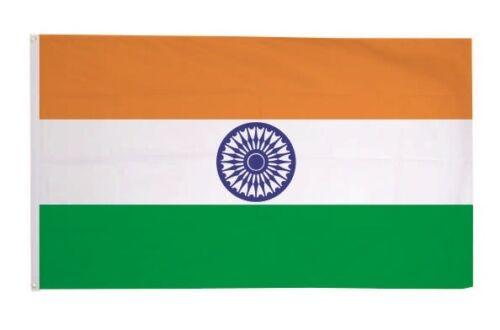Fahne Flagge Indien 60 x 90 cm
