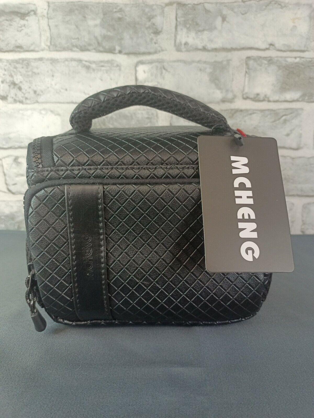 MCHENG Waterproof Camera Case Portable Shoulder Camera Bag