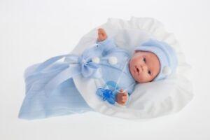 Traumdolls-Antonio-Juan-Kikos-Arrullo-27-cm-Babypuppe-Puppen-Baby-Spielpuppen