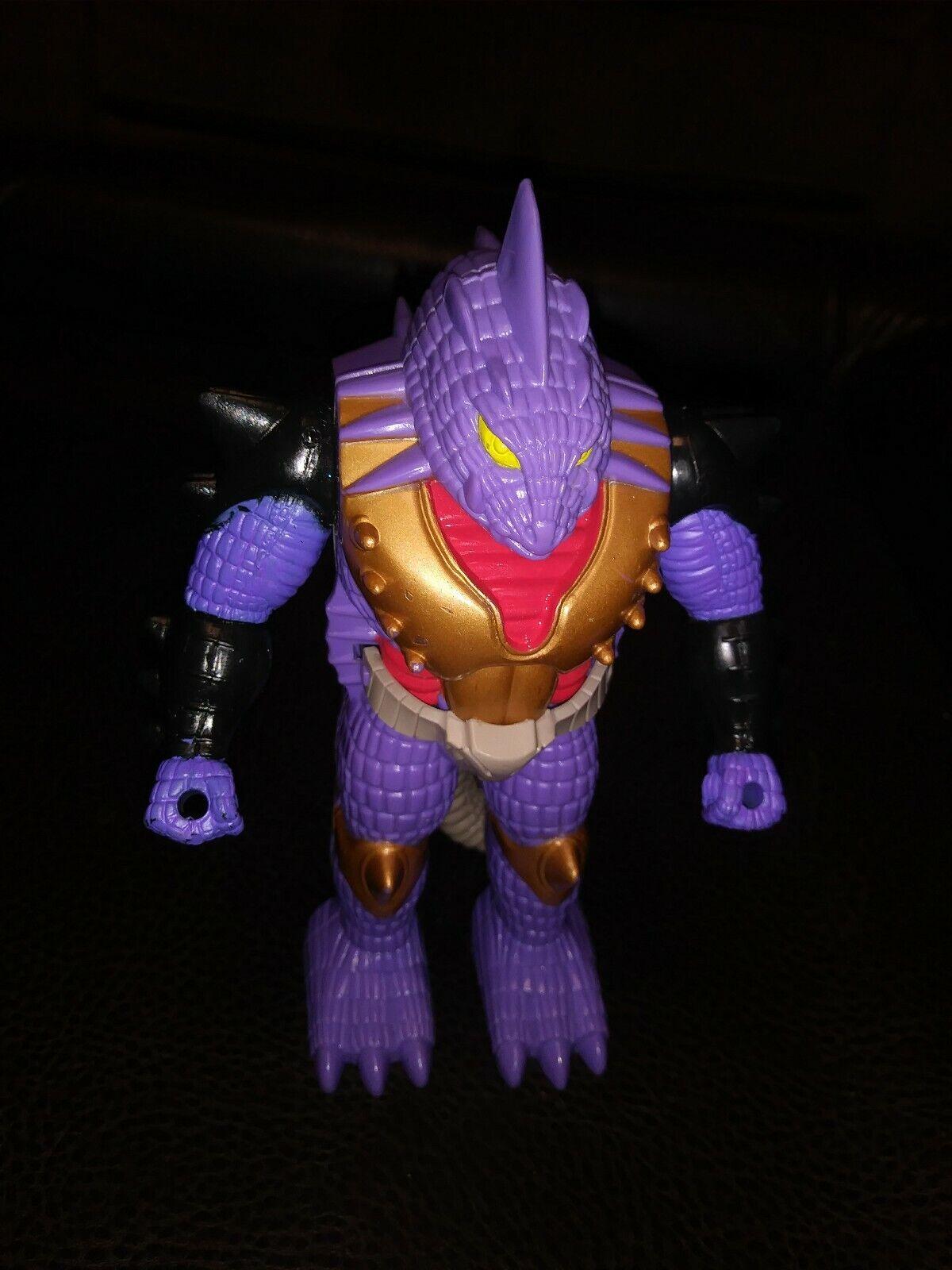 G1 Transformers Pretender Iguanas Vintage