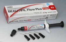 Beautifil Flow Plus F00 Dental Composite Shofu Bleach White Bw