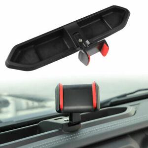 360°Rotation Dash Tray Mount GPS Phone Holder For Wrangler JL 18-19,