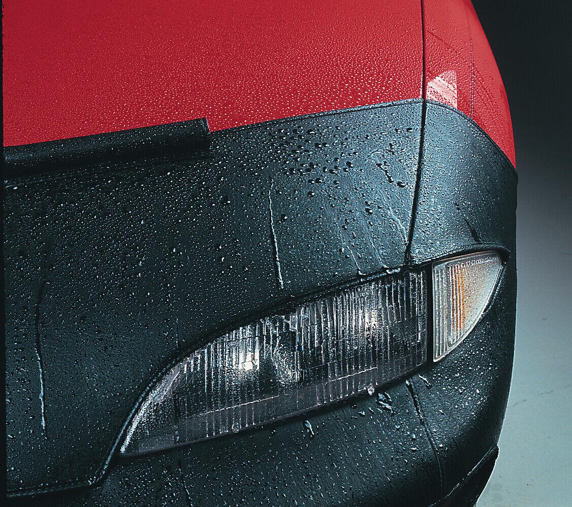 Vinyl Black 55925-01 LeBra Front End Cover Honda Civic