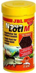 JBL-NovoLotl-M-250ml-Novo-Lotl-Complete-Staple-Food-Pellets-for-Smaller-Axolotl