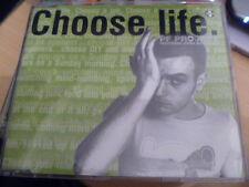 Choose Life PF Project - Ewan Mcgregor FREEPOST UK CD