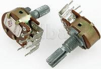 250k Dual Unit P.c.b. Terminal Potentiometer 08-1360