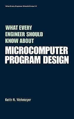 WEESKA Microcomputer Software Hardcover Keith R. Wehmeyer