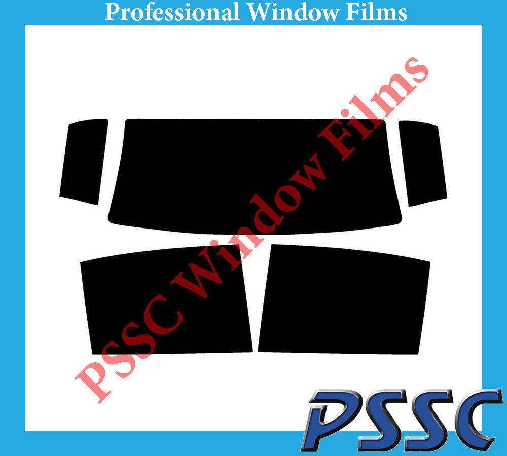 PSSC Pre Cut Rear Car Window Films - Kia Opirus 2003 to 2010