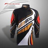Shimano Tournament Fishing Shirt / Jersey With Tags M-5xl Free Shipping