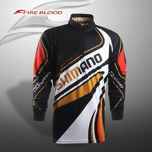 Shimano tournament fishing shirt jersey new with tags m for Tournament fishing shirts