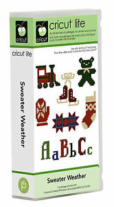 CRICUT-SWEATER-WEATHER-CARTRIDGE-NEW-CHRISTMAS-NEEDLEPOINT-IMAGES-FONT