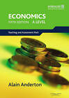 A Level Economics for Edexcel Teaching and Assessment Pack: Level A: Teaching and Assessment Pack by Alain Anderton (Spiral bound, 2008)