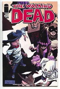 Walking-Dead-71-Image-2010-VF-NM-1st-Print-Robert-Kirkman-Halloween
