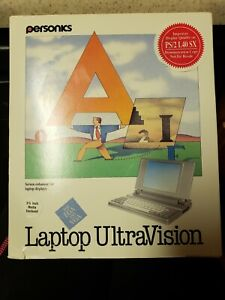 Personics-Ultravision-For-EGA-and-VGA-Hardware-Software-System