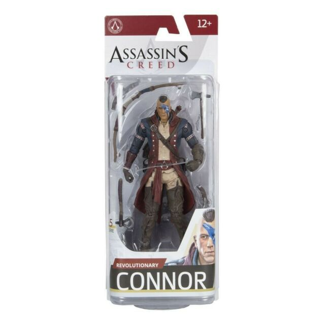 Assassin's Creed Revolutionary Connor Action Figure Mcfarlane Toys