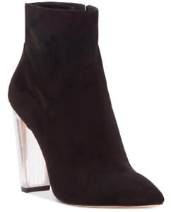 NEW Jessica Sympson Women's Tarek Bootie Boots Size 6.5 W Fawny $120