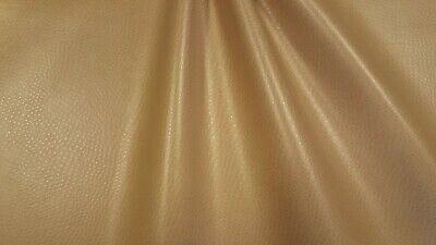54 Promessa Perforated Parchment Ultra Leather Upholstery /& Automotive Fabric 5 Yards