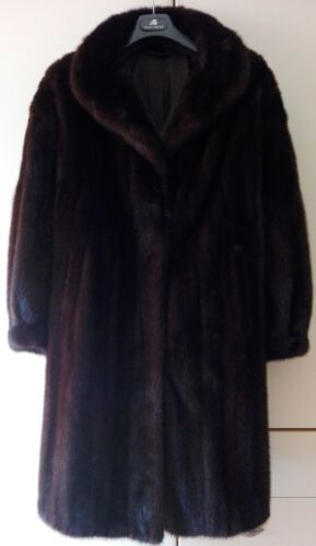 In 48 Marmotta Tg Vera 50 Pelliccia Bq6dzxwz