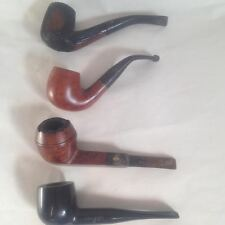 LOT OF 4 - VINTAGE ESTATE SMOKING PIPE 1- GBD 2- WHITEHALL 1- THE PIPE