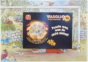 Details Zu 1000 Teile Puzzle Wasgij Nr 14 Puzzle Was Was Du Nicht Siehst Konig Fussball