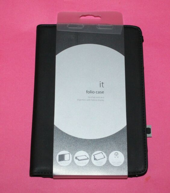 fcfb9f315384 iwantit Iimbk13x iPad Mini Cover - Black