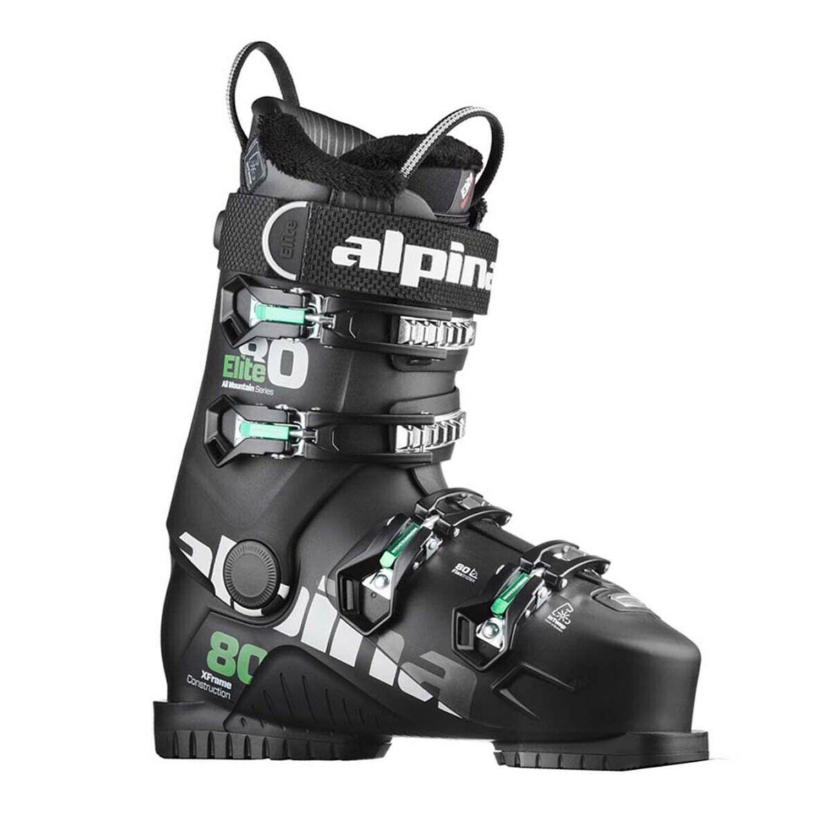 Alpina Elite 80 Calore Sci Stiefel