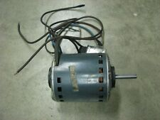 Ge Electric Motor 34 Hp 1075 Rpm 230 Volt 1 Phase 5kcp33pg576as